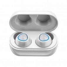 Remax mini wireless earphone Bluetooth 5.0 TWS white (TWS-16 white) (hutl)