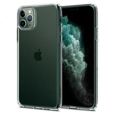 [RETURNED ITEM] Etui Spigen Liquid Crystal Iphone 11 Pro Crystal Clear 2