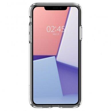 [RETURNED ITEM] Etui Spigen Liquid Crystal Iphone 11 Pro Crystal Clear 8