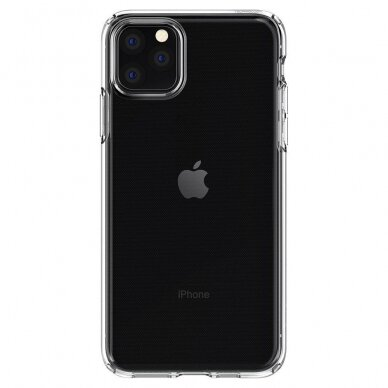 [RETURNED ITEM] Etui Spigen Liquid Crystal Iphone 11 Pro Crystal Clear 10