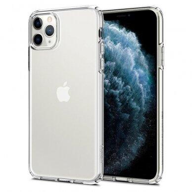 [RETURNED ITEM] Etui Spigen Liquid Crystal Iphone 11 Pro Crystal Clear