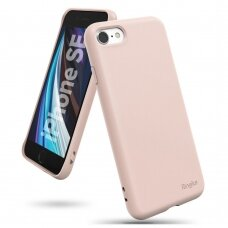 Ringke Air S Ultra-Thin Cover Gel TPU Case for iPhone SE 2020 / iPhone 8 / iPhone 7 pink (ADAP0022)