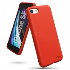 Ringke Air S Ultra-Thin Cover Gel TPU Case for iPhone SE 2020 / iPhone 8 / iPhone 7 red (ADAP0024)