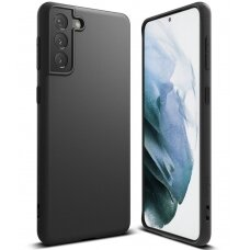 Ringke Air S Ultra-Thin Cover Gel TPU Case for Samsung Galaxy S21 5G black (ADSG0028)