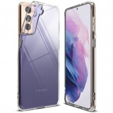 Ringke Air Ultra-Thin Cover Gel TPU Case for Samsung Galaxy S21 5G transparent (ARSG0037)