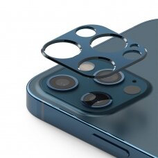 Ringke Camera Styling super durable back camera protector iPhone 12 Pro Max blue (ACCS0016)