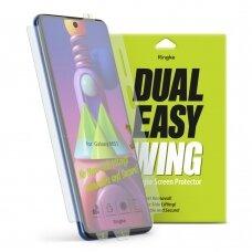 Ringke Dual Easy Wing 2x self dust removal screen protector Samsung Galaxy M51 (DWSG0015)