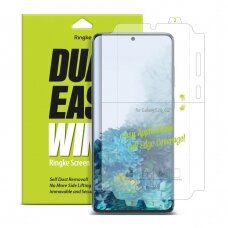 Ringke Dual Easy Wing 2x self dust removal screen protector Samsung Galaxy S20 (DWSG0003) (SSGS20)