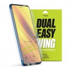 Ringke Dual Easy Wing 2x self dust removal screen protector Xiaomi Poco X3 NFC / Poco X3 Pro (DWXI0003)