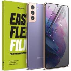 Ringke Easy Flex 2x wet mounted protective screen film Samsung Galaxy S21 5G (E10F036) (case friendly)