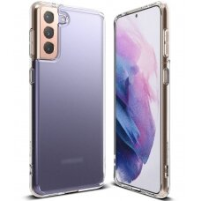 Ringke Fusion Matte PC Case with TPU Bumper for Samsung Galaxy S21+ 5G (S21 Plus 5G) transparent (FMSG0009)