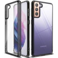 Ringke Fusion PC Case with TPU Bumper for Samsung Galaxy S21 5G grey (FSSG0093)
