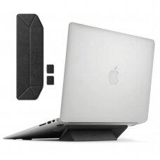 Ringke Laptop Stand Foldable Portable Holder for Laptop Notebook black (ACST0003)