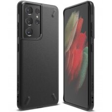 Ringke Onyx Durable TPU Case Cover for Samsung Galaxy S21 Ultra 5G black (OXSG0027)