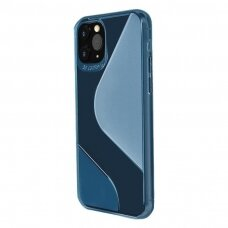 S-Case Flexible Cover TPU Case for Huawei Y6p blue