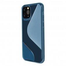 S-Case Flexible Cover TPU Case for Xiaomi Redmi 10X 4G / Xiaomi Redmi Note 9 blue