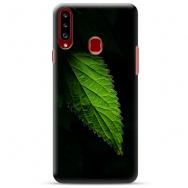 """Samsung Galaxy A20s silikoonist telefoni korpus ainulaadse disainiga, 1,0 mm """"u-case Airskin Nature 1 design"""""""