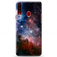 """Samsung Galaxy A20s silikoonist telefoni korpus ainulaadse disainiga, 1,0 mm """"u-case Airskin Space 2 design"""""""