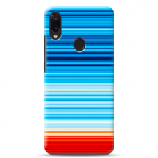 "Samsung Galaxy A20e silicone phone case with unique design 1.0 mm ""u-case airskin Pattern 3 design"""