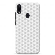 "Samsung Galaxy A20e silicone phone case with unique design 1.0 mm ""u-case Airskin Pattern 5 design"""