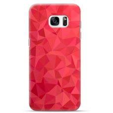"Samsung Galaxy a3 2017 TPU case with unique design 1.0 mm ""u-case Airskin Pattern 6 design"""