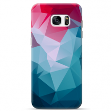 "Samsung Galaxy a3 2017 TPU case with unique design 1.0 mm ""u-case Airskin Pattern 8 design"""