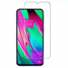 samsung galaxy a40 Screen protector (not full screen coverage) Tempered Glass 9H