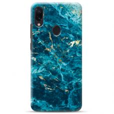 "Samsung Galaxy A40 Unique Silicone Case 1.0 mm ""u-case Airskin Marble 2 design"""