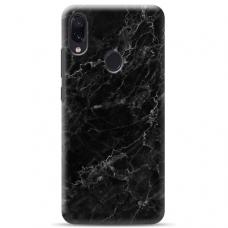"Samsung Galaxy A40 Unique Silicone Case 1.0 mm ""u-case Airskin Marble 4 design"""