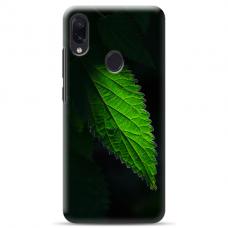 "Samsung Galaxy A40 Unique Silicone Case 1.0 mm ""u-case Airskin Nature 1 design"""