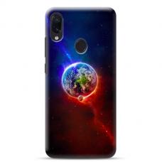 "Samsung Galaxy A40 Unique Silicone Case 1.0 mm ""u-case Airskin Nature 4 design"""