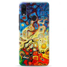 "Samsung Galaxy A40 Unique Silicone Case 1.0 mm ""u-case Airskin Pattern 1 design"""