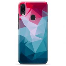 "Samsung Galaxy A40 Unique Silicone Case 1.0 mm ""u-case Airskin Pattern 8 design"""