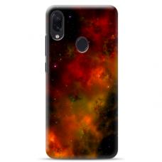 "Samsung Galaxy A40 Unique Silicone Case 1.0 mm ""u-case Airskin Space 1 design"""