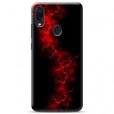 "Samsung Galaxy A40 Unique Silicone Case 1.0 mm ""u-case Airskin Space 3 design"""
