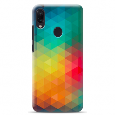 "Samsung Galaxy A40 Unique Silicone Case 1.0 mm 1.0 mm ""u-case airskin Pattern 3 design"""