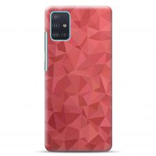 "Samsung Galaxy A41 Unique Silicone Case 1.0 mm ""u-case Airskin Pattern 6 design"""