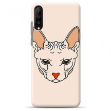 """Samsung Galaxy A50 silicone phone case with unique design 1.0 mm """"u-case Airskin Kato design"""""""