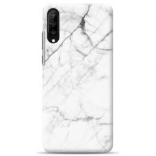 "Samsung Galaxy A50 silicone phone case with unique design 1.0 mm ""u-case Airskin Marble 6 design"""