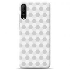 "Samsung Galaxy A50 silicone phone case with unique design 1.0 mm ""u-case Airskin Pattern 5 design"""