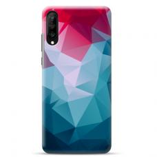 "Samsung Galaxy A50 silicone phone case with unique design 1.0 mm ""u-case Airskin Pattern 8 design"""