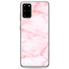"Samsung Galaxy A51 silicone phone case with unique design 1.0 mm ""u-case Airskin Marble 5 design"""