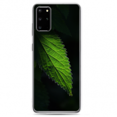 "Samsung Galaxy A51 silicone phone case with unique design 1.0 mm ""u-case Airskin Nature 1 design"""