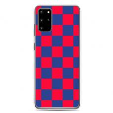 "Samsung Galaxy A51 silicone phone case with unique design 1.0 mm ""u-case Airskin Pattern 4 design"""