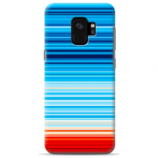 "Samsung Galaxy a6 2018 silicone phone case with unique design 1.0 mm ""u-case Airskin Pattern 2 design"""