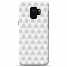 "Samsung Galaxy a6 2018 silicone phone case with unique design 1.0 mm ""u-case Airskin Pattern 5 design"""