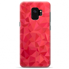 "Samsung Galaxy a6 2018 silicone phone case with unique design 1.0 mm ""u-case Airskin Pattern 6 design"""