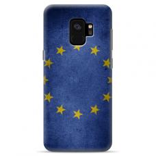 """Samsung Galaxy a6 plus 2018 Unique Silicone Case 1.0 mm """"u-case Airskin EU design"""""""