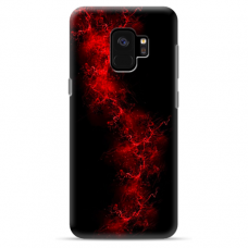 "Samsung Galaxy a6 plus 2018 silicone phone case with unique design 1.0 mm ""u-case Airskin Space 3 design"""