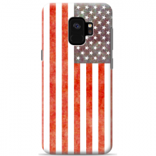 "Samsung Galaxy a6 plus 2018 Unique Silicone Case 1.0 mm ""u-case Airskin USA design"""